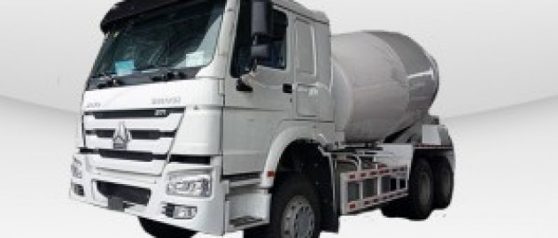 HOWO 10-Wheeler Mixer Truck