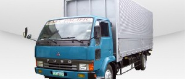 Fuso Fighter Mignon Wingvan