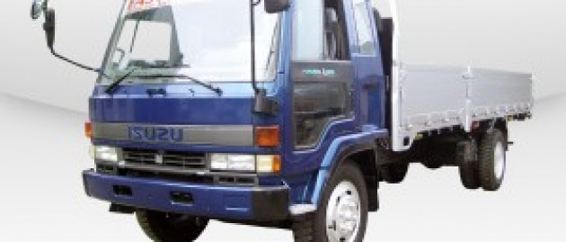 Isuzu Forward Dropside Truck-SOLD