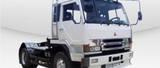 Fuso 6-Wheeler Prime Mover
