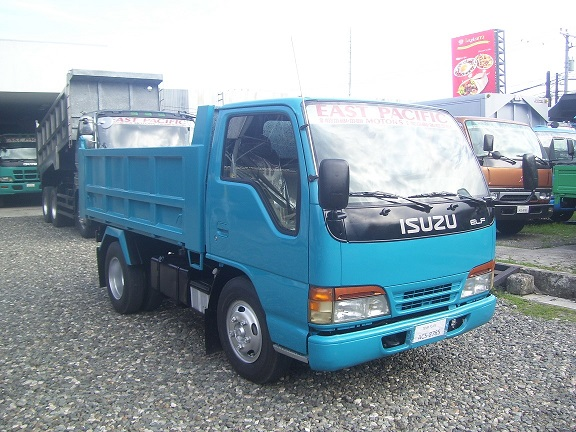 Isuzu Elf Dumptruck-SOLD