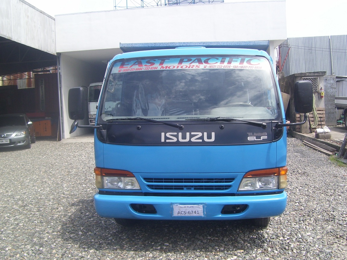 Isuzu Elf Wide Dumptruck -SOLD