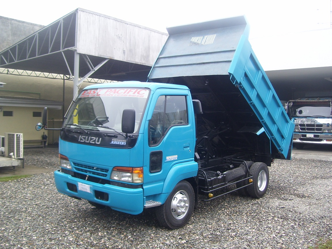 Juston Forward Dumptruck – SOLD
