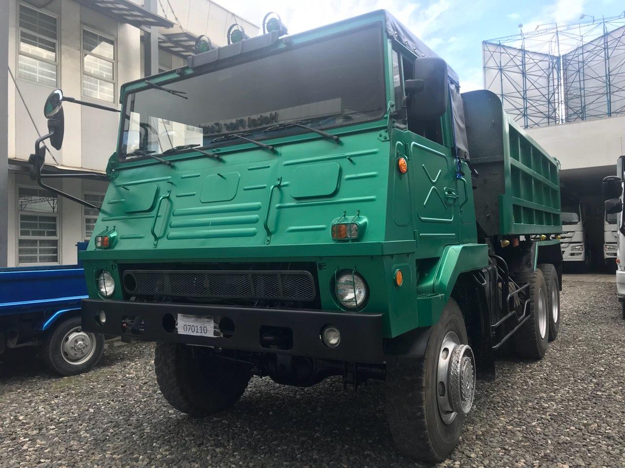 1 unit used Isuzu 10Wheeler Military Dumptruck